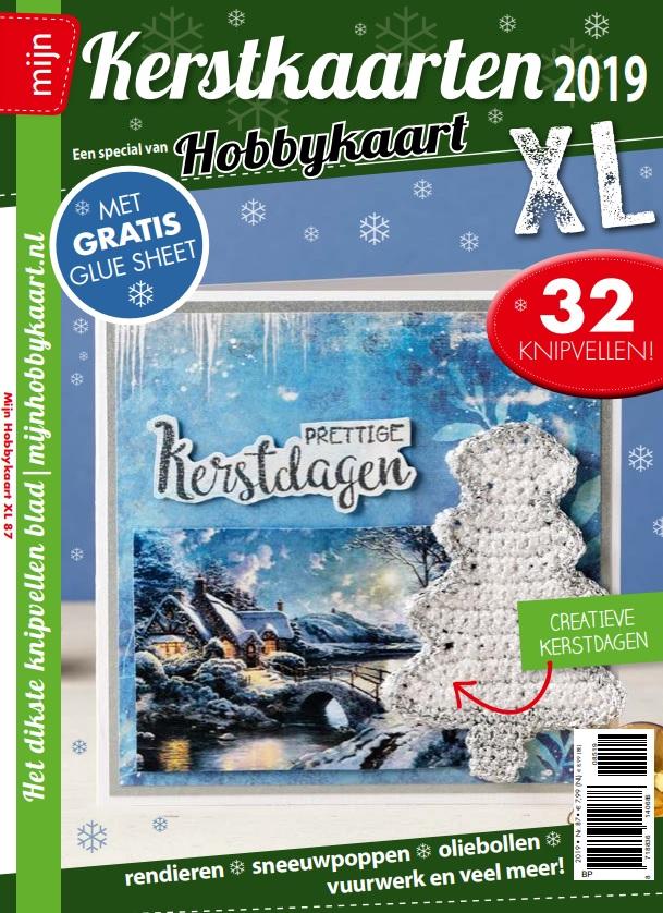 Mijn Hobbykaart XL KerstkaartenSpecial - tijdelijke cover