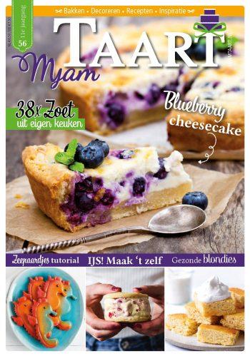 mjamtaart, bakken, zomer, fruit, ijsjes