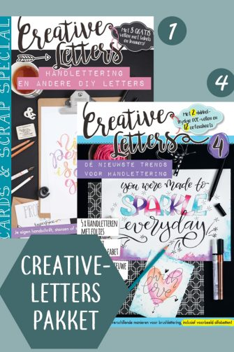 handlettering, lettering, hobbywebshop, creative letters