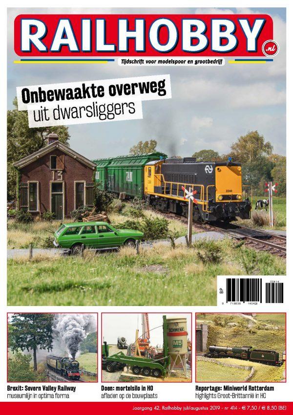 railhobby, cover, overweg, treinen