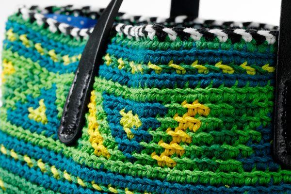 detail hengsel mochila tas
