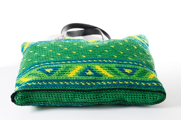 onderkant mochila tas