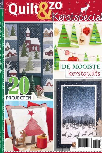 kerstspecial, kerst, 2019. quilten, quiltproject, quiltechnieken, kerstprint