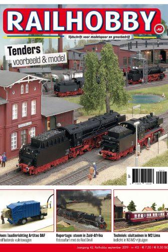 modelspoor, railhobby, treinen, stroomtrek, tenders