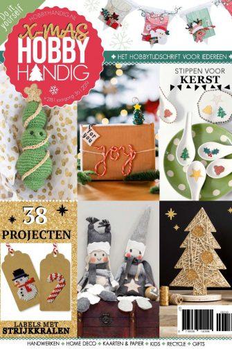 hobbyhandig, hobbybreed, hobby, kerst, kersteditie, thema, versieringen, decoratie, kerstmis