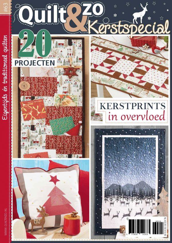 kerstquilt, quilten, kerst, kersttafel, hobbywebshop