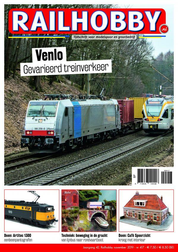 railhobby, modelspoor, bouwkit, spoor N, spoorwegen