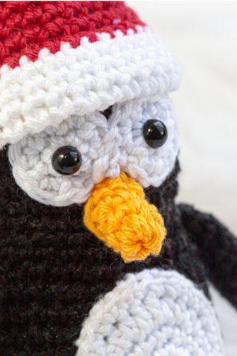 Haakpatroon- Pollie pinquïn