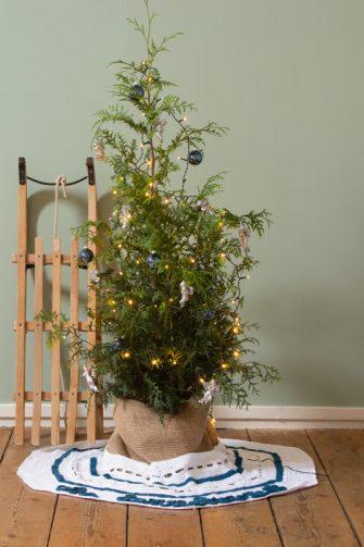 .Haakpatroon- Kleed voor je kerstboom