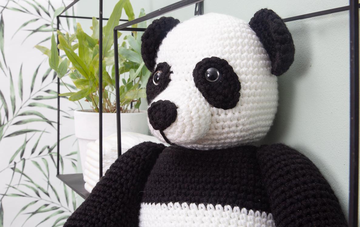 Amazon.com: Pandabeer: Amigurumi Haakpatroon (Dutch Edition) eBook ...   750x1187