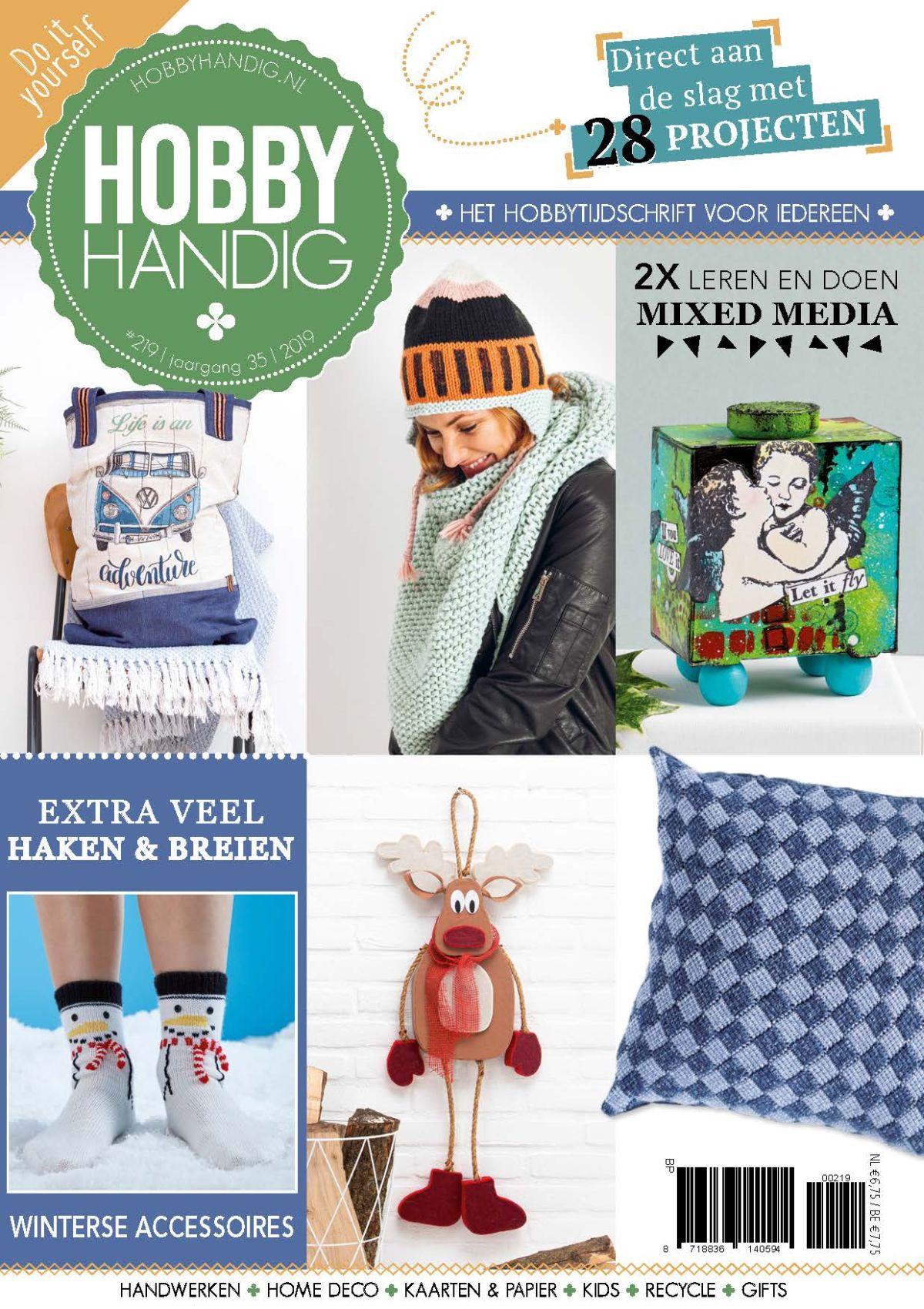 hobbyhandig, hobbybreed, DIY, winteraccesoires, winter, lifestyle