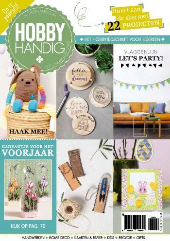 hobbybreed, haken, DIY, lifestyle, home deco, pasen