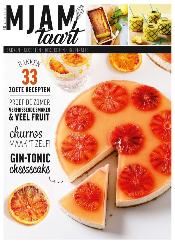 bakken, recepten, zomer, zomerse recepten, gin tonic, mjamtaart, smullen, lekkernijen, taarten.