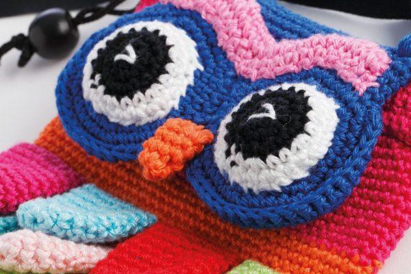 Uilentas ogen