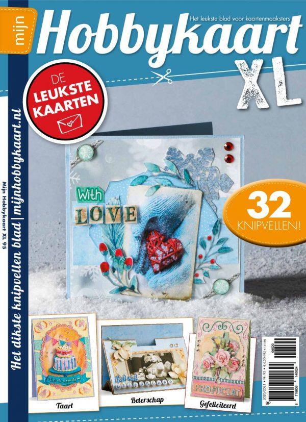 Mijn Hobbykaart XL 95