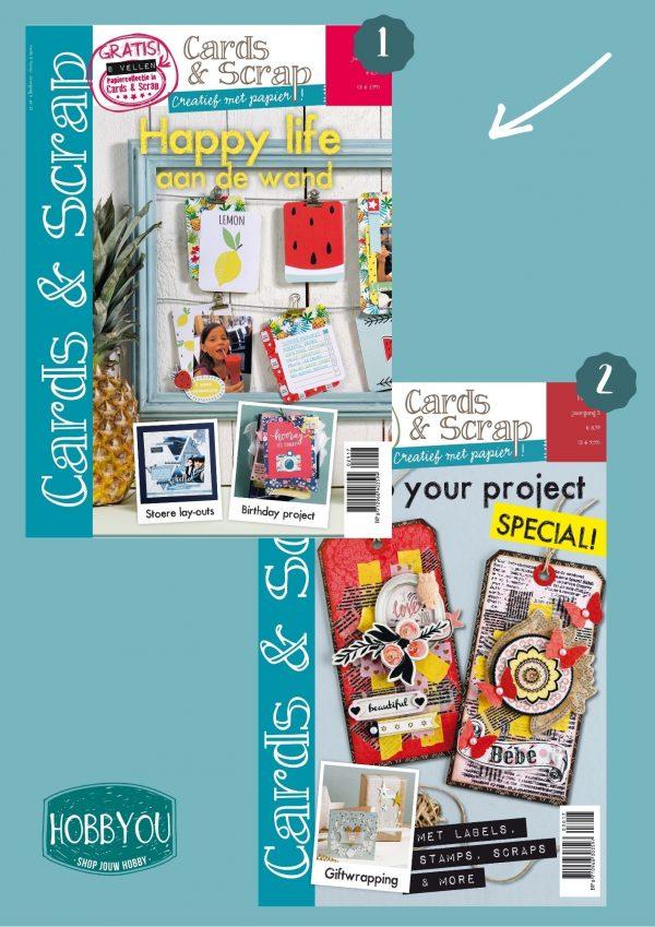 Voordeelpakket Cards & Scrap