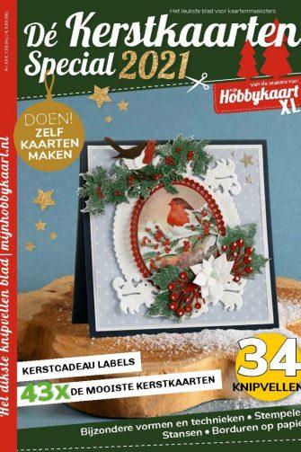 Mijn Hobbykaart XL 99 - Kerstspecial