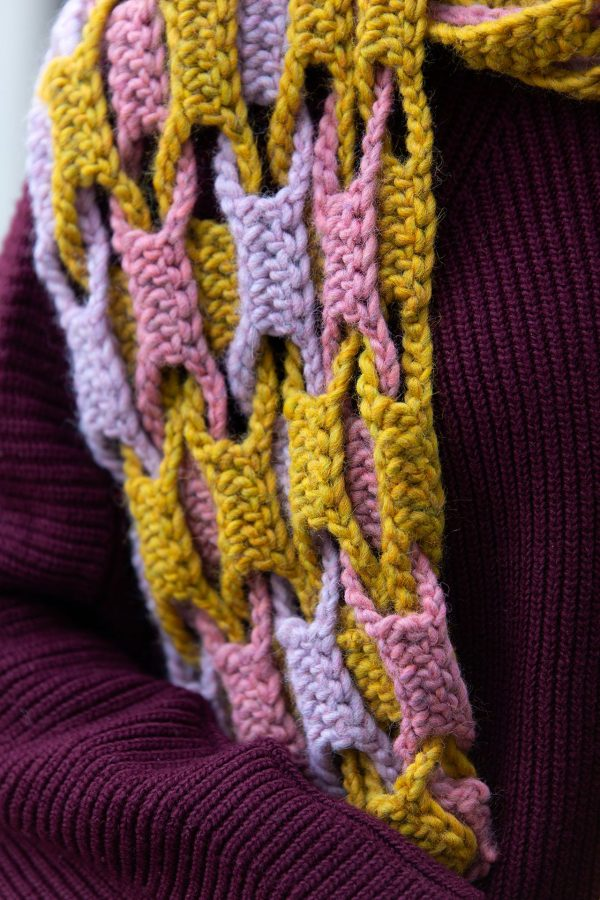 slinger sjaal