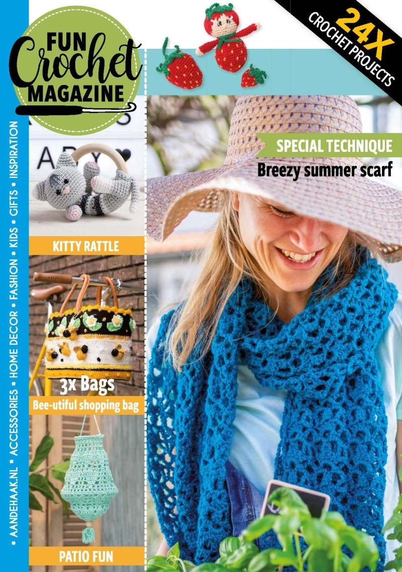 Fun Crochet Magazine 3