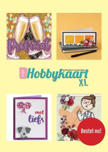 Mijn Hobbykaart XL 100