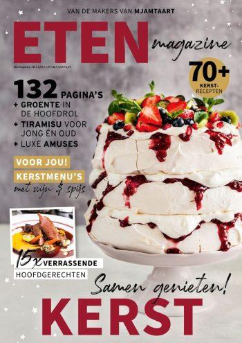 Eten magazine kerst